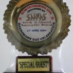 Award SAAHAS