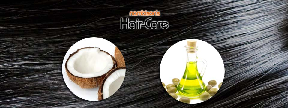 Coconut – Olive oil: God of Hair Care