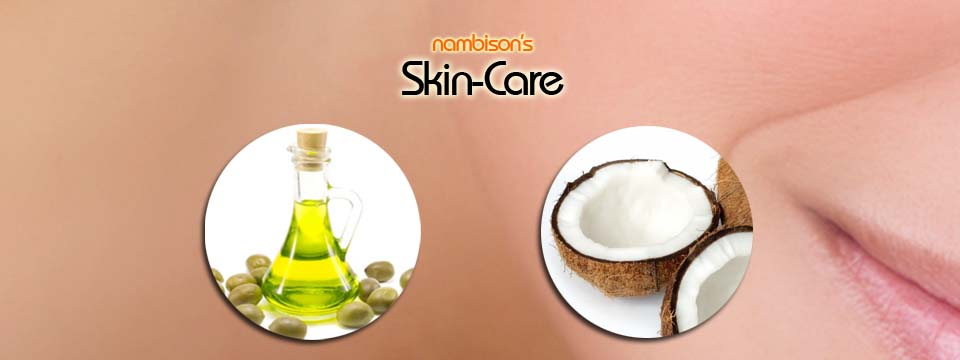 Coconut – Olive oil: God of Skin Care