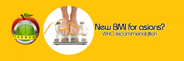 Latest BMI classification for South Asians: WHO