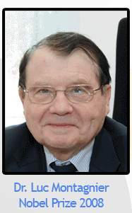 homeopathy Dr. Luc Montagnier